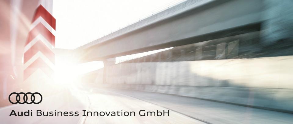 Audi Business Innovation Gmbh Munich Startup