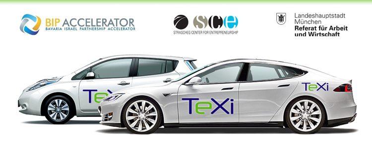Porträt TeXi: Die Revolution der Taxibranche