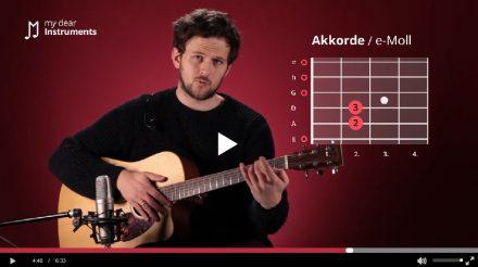 Gitarrenkurs_Einfuehrung