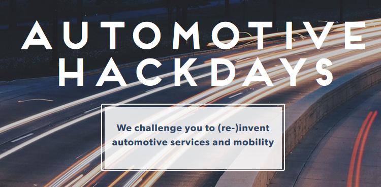 Automotive Hackdays