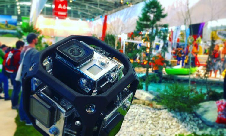 360 Grad Aufnahmen