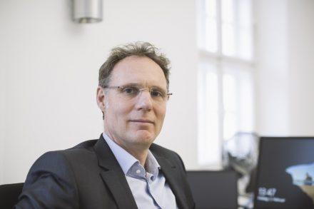 Oliver Dietrich, Geschäftsführer FreshDetect