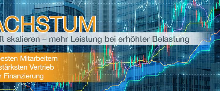 2. Symposium 'Wachstum: Geschäft skalieren – mehr Leistung bei erhöhter Belastung'