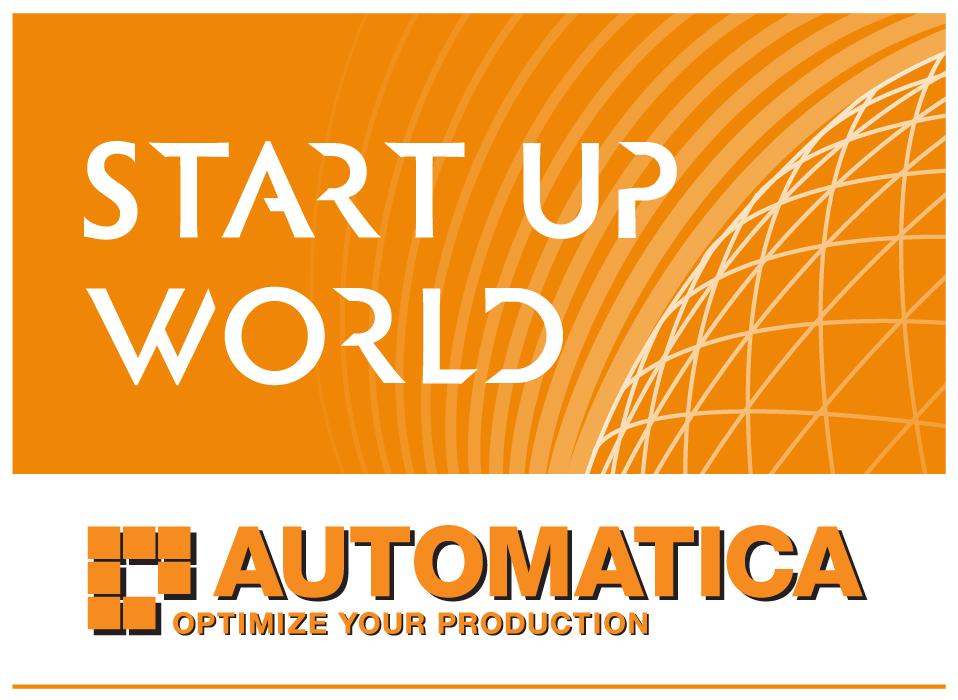 STARTUP WORLD auf der AUTOMATICA 2016, 21. bis 24. Juni 2016