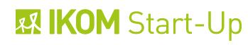 IKOM Start-Up