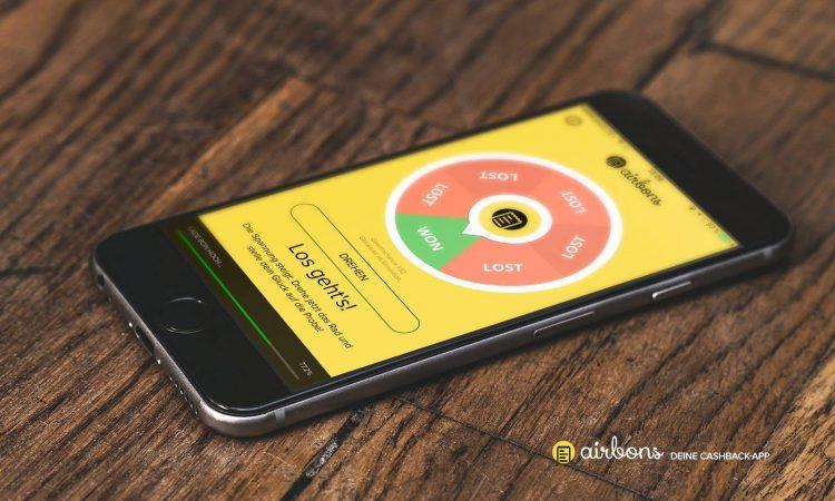 airbons: Mit Cashback-App zum günstigen Restaurantbesuch
