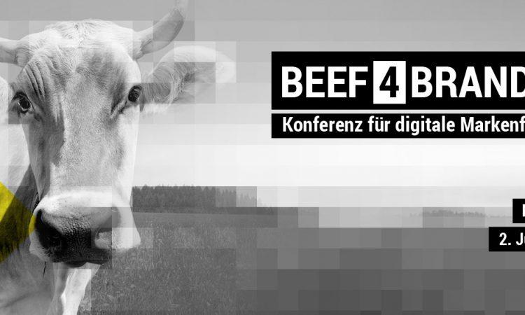 BEEF4BRANDS II – Konferenz für digitale Markenführung