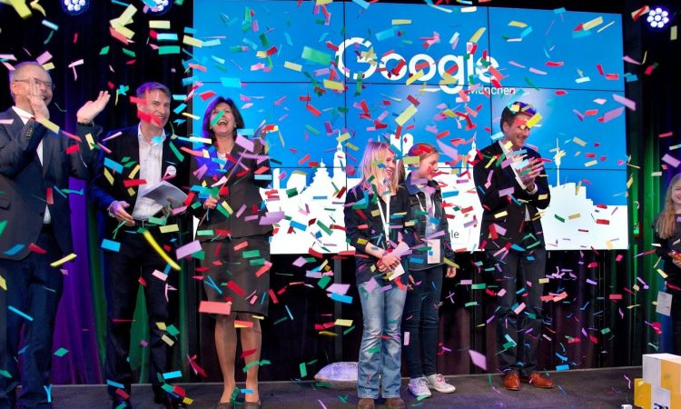 Google Eröffnungsfeier