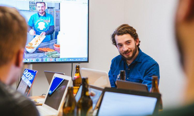 COOK and CODE: Auf dem Weg zum ersten Programmier-Café Münchens