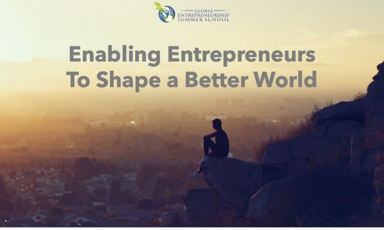 shaping a better world