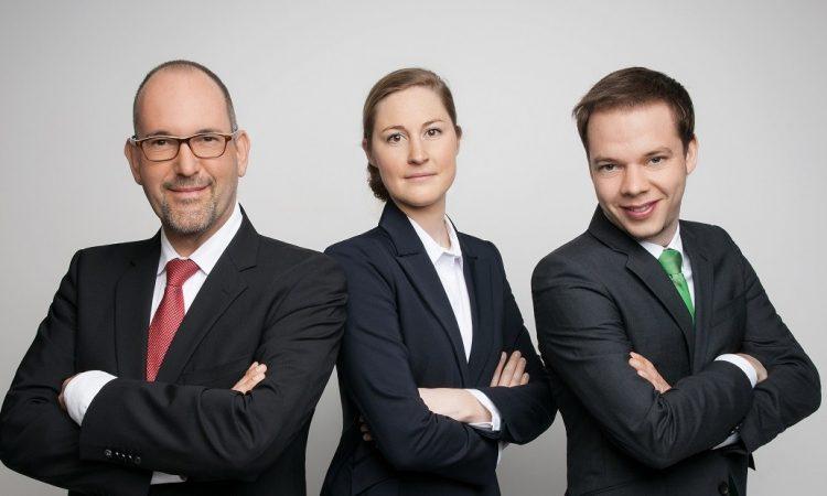 Swengin Gründerteam