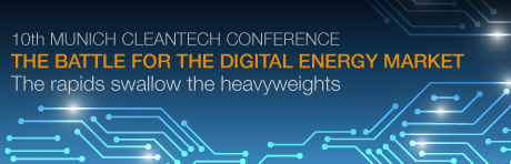 10th Munich Cleantech Conference 2016