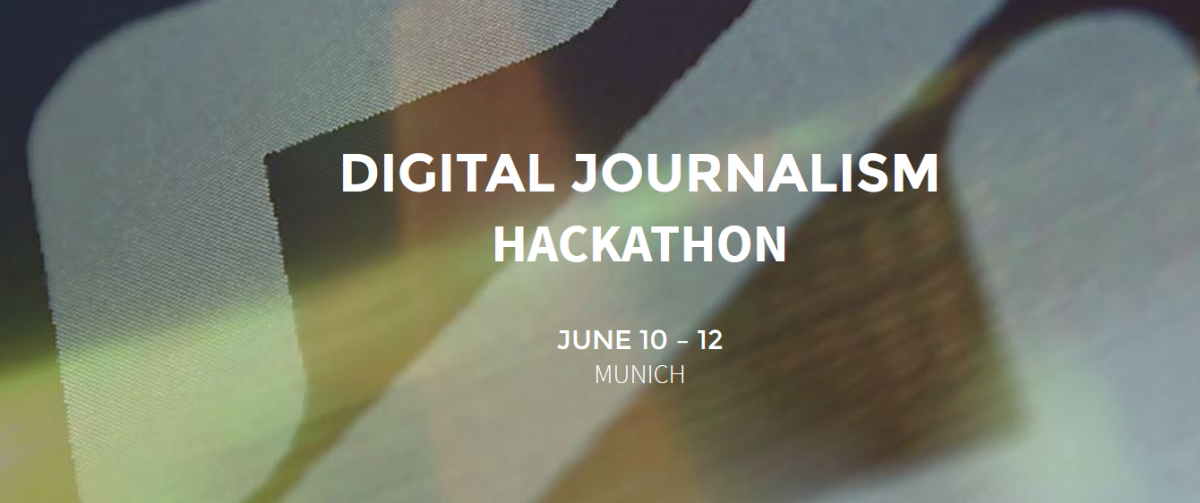 DIGITAL JOURNALISM HACKATHON