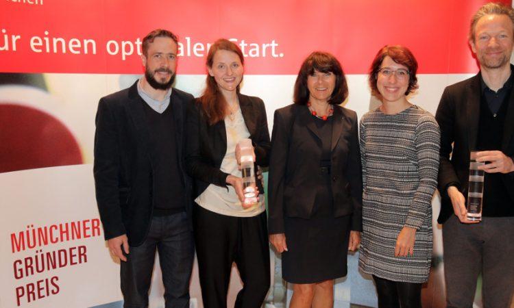 Münchner Gründerpreis 2016