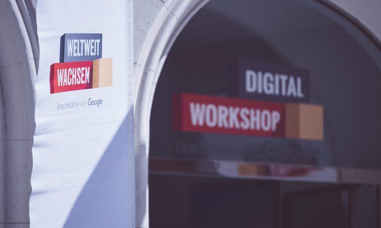 Weltweit Wachsen Google