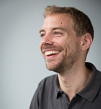 Florian Rickert unterstützt die Startups im LMU Lab.