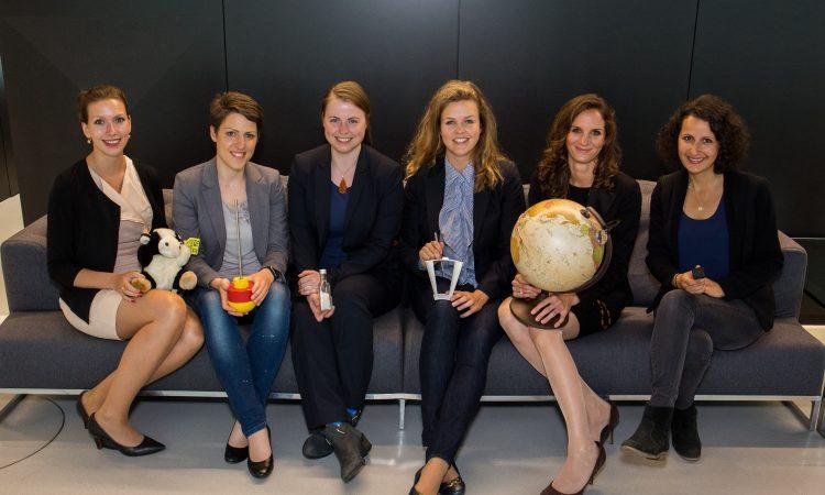 HVB Gründerinnen-Mentoring: Drei Münchnerinnen können überzeugen