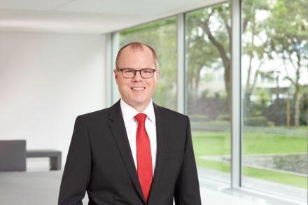 Herr Dr. Jörg Zeuner, Direktor der KfW, Abteilungsleiter Volkswirtschaft und Chefvolkswirt