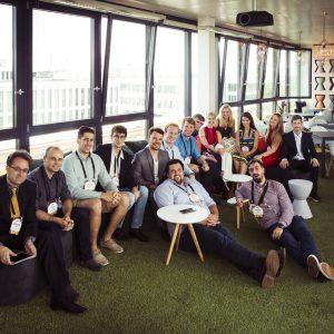 ABC Venture Gates Eröffnung