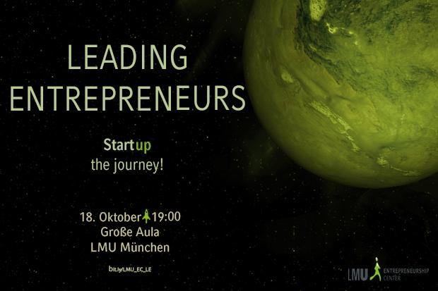 leading entrepreneurs