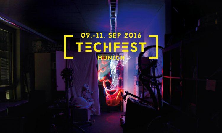 """TECHFEST Munich: """"Wir wollten das Format Hackathon neu denken und weiterentwickeln"""""""