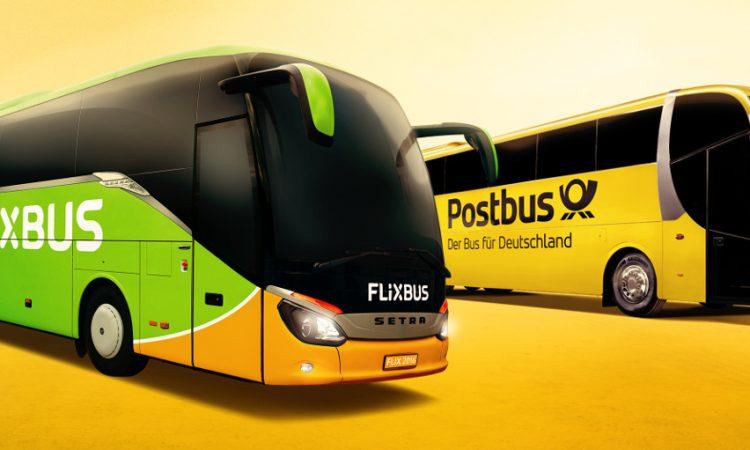 FlixBus Postbus