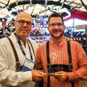 Cleverciti gewinnt den Munich Startup Award 2016