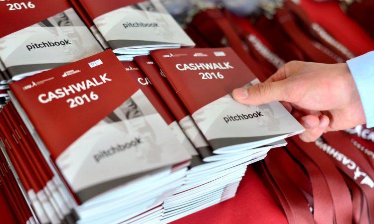 Cashwalk 2016