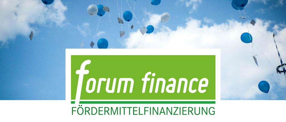 förderbar forum finance