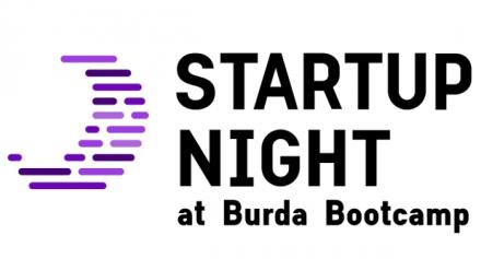 startup night burda bootcamp