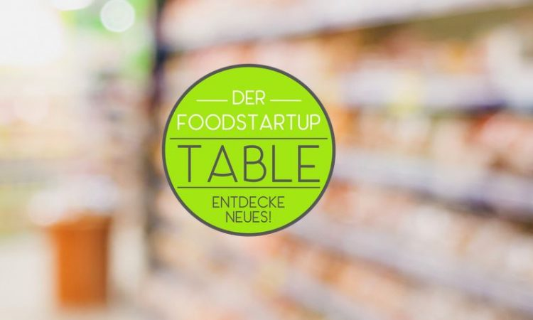 FoodStartupTable