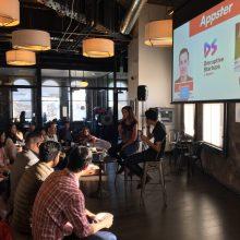 Meetup im Silicon Valley