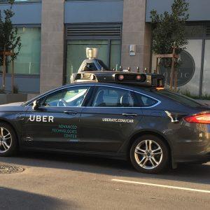 Uber Selfdriving Test