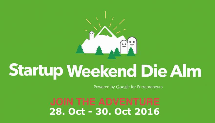 Startup Weeked Die Alm