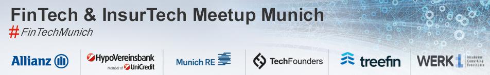 FinTech & InsurTech Meetup Munich