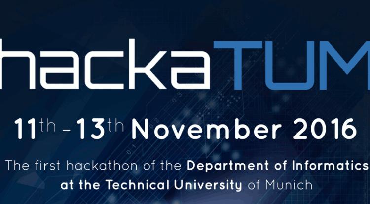 hackaTUM – Official TUM Hackathon