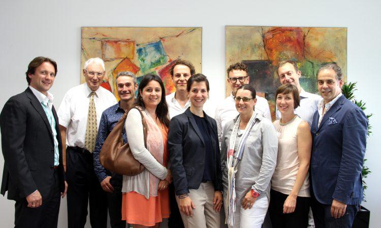 Social Entrepreneurship Akademie Team