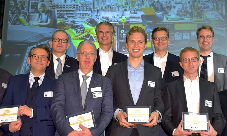 Scalable Capital und CRX Markets gewinnen FinTechGermany Award