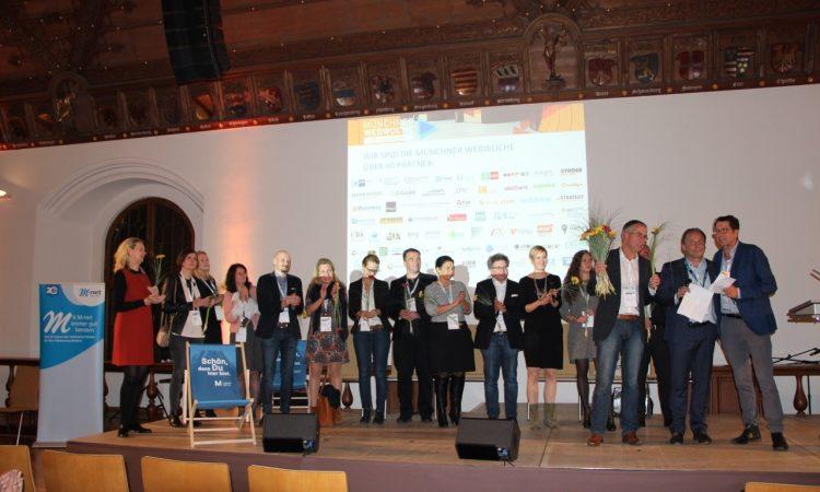 Münchner Webwoche Team