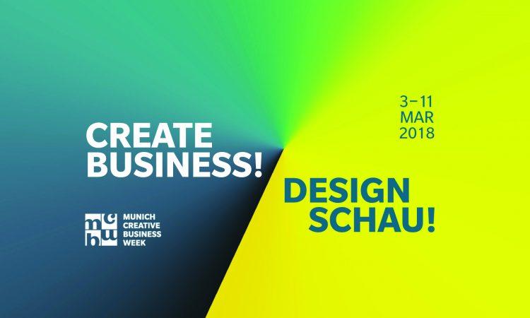 Munich Creative Business Week (MCBW) 2018