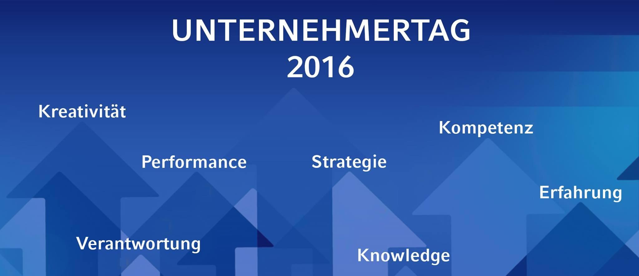 unternehmertag 2016