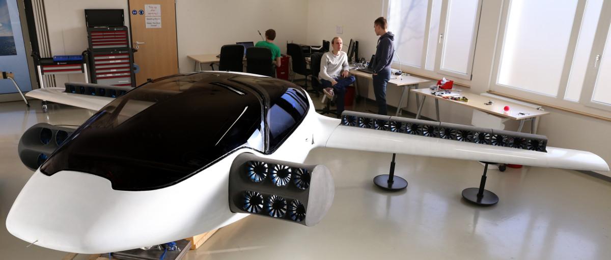 lilium 10 millionen euro f r fliegende autos munich startup. Black Bedroom Furniture Sets. Home Design Ideas