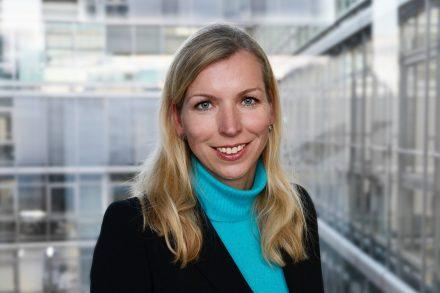Claudia Kock, CFO von Shore