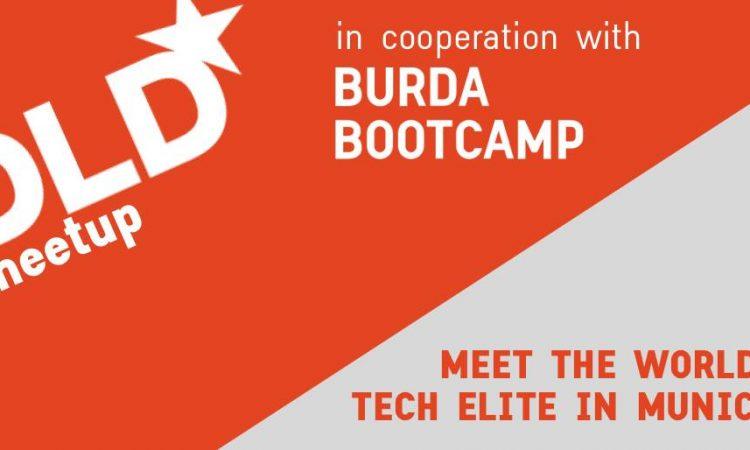 DLD meetup @ Burda Bootcamp
