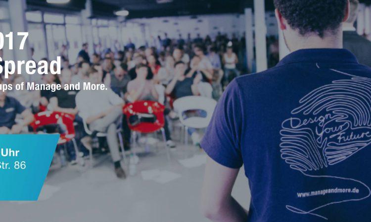 Start&Spread – Design The Future