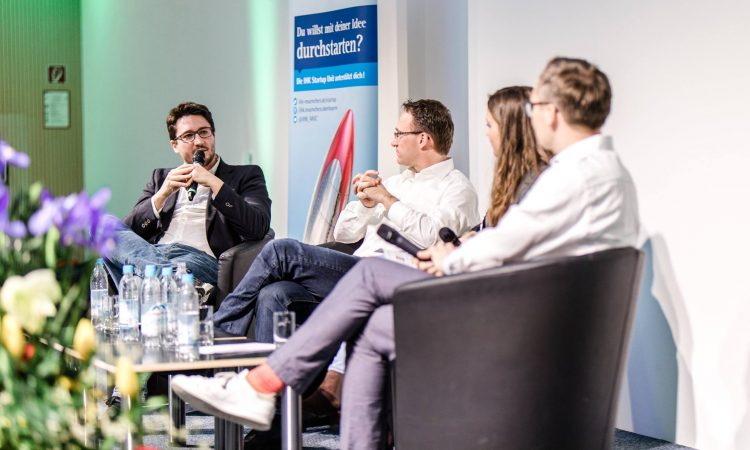 Rückblick: 48forward Entrepreneurship Session
