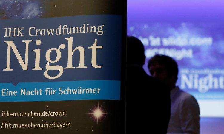 Erfolgreich mit der Crowd – Rückblick auf die Crowdfunding Night