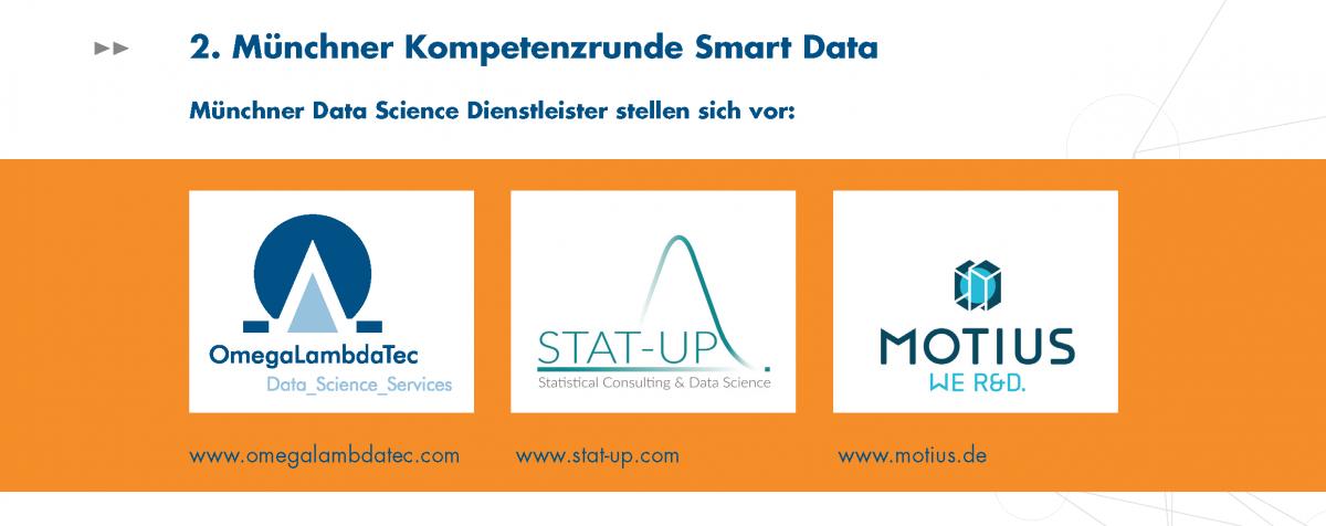 2. Münchner Kompetenzrunde Smart Data