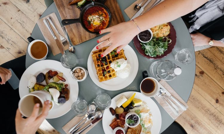 Neues entdecken beim Food Startup Table