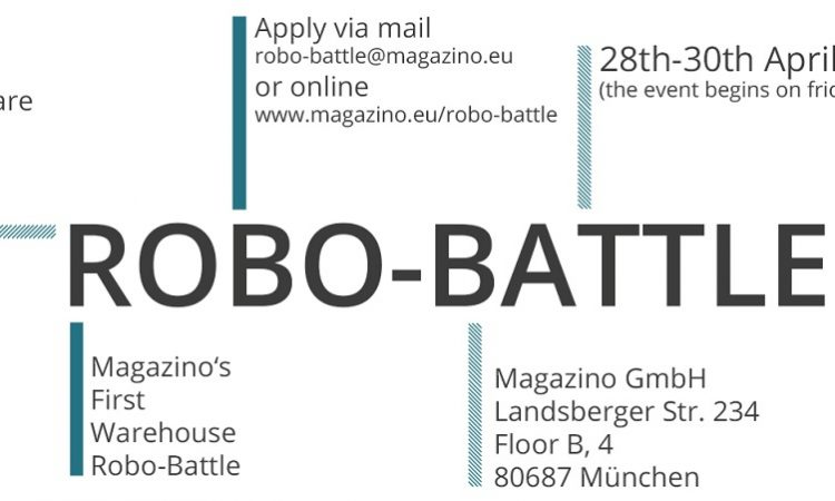 magazino robo battle